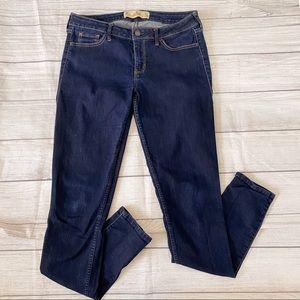 Hollister skinny jeans 9 long
